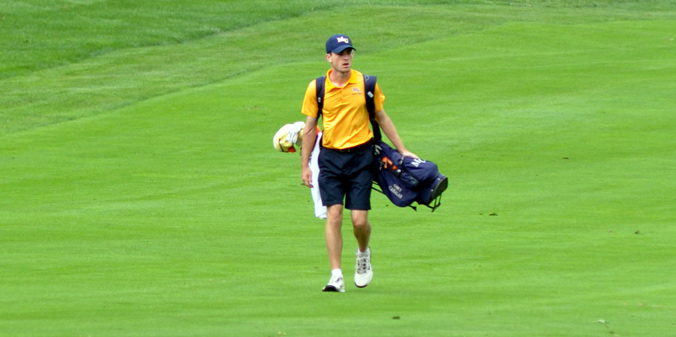 Men�s Golf Finishes Second at Wolf Pack Invite