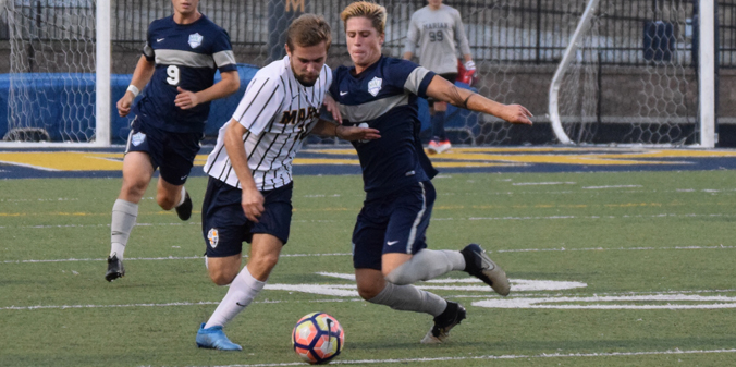 Knights' Season Ends with Defeat at Spring Arbor