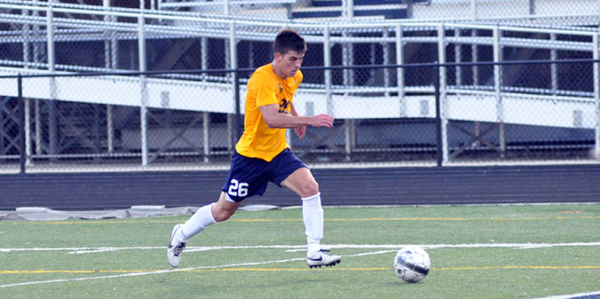 Knights Suffer Crushing 1-0 Overtime Defeat