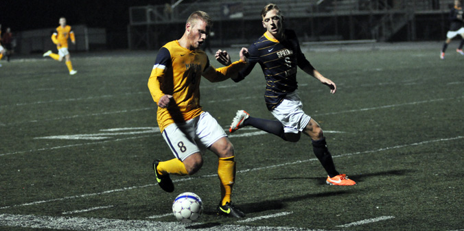 Knights Tie Cougars in League Match