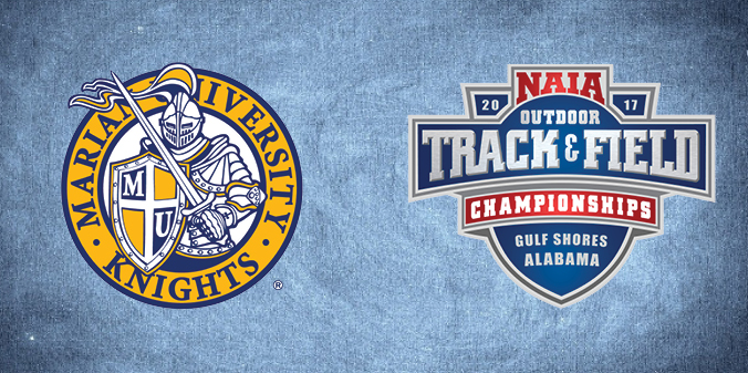 Track Teams NAIA Nationals Rosters Announced