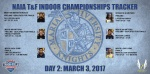 T&F Indoor Championships Day 2: Killings, Martin Shine in Prelims