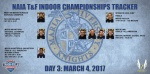 T&F Indoor Championships Day 3: Killings, Martin Crowned Champions