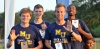 4x800 Relay Earns All-America; 4x400 Into Finals
