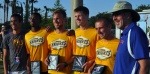 TOP MOMENT OF 2013-14 #6 - 4x800 Relay Earns All-America Honors