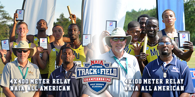 Knights Post Pair of All-America Performances to Close Nationals