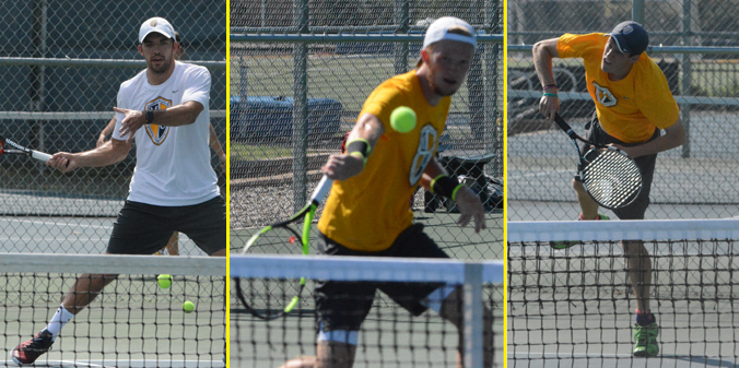 Men�s Tennis Puts Three on All-CL Team, Mackell Earns Coach of the Year