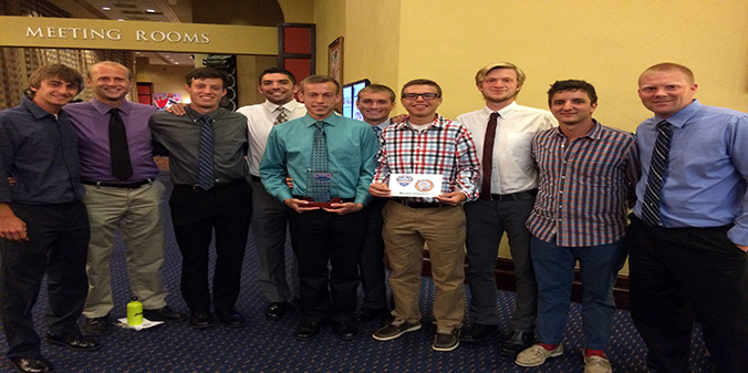 Knights Receive Buffalo Funds Five-Star Champions of Character Award