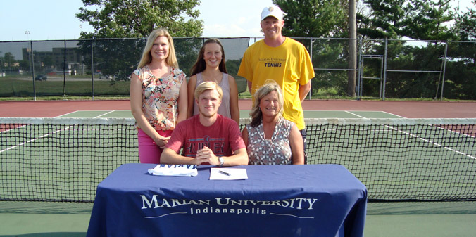 Mackell Inks First Commit for 2015-16