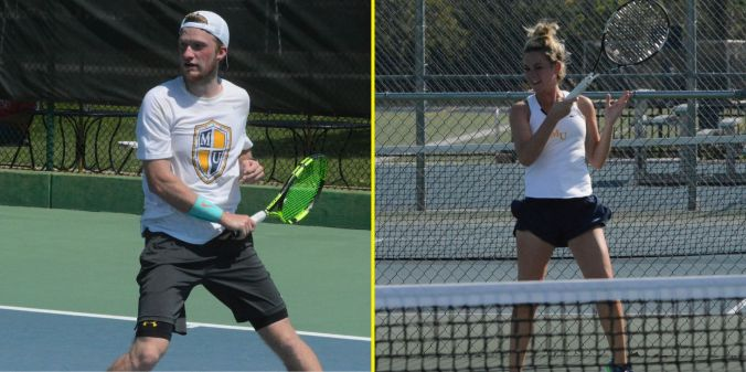 Men's and Women's Tennis Fall Schedules Released