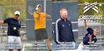Three Knights Honored; Mackell Coach of the Year