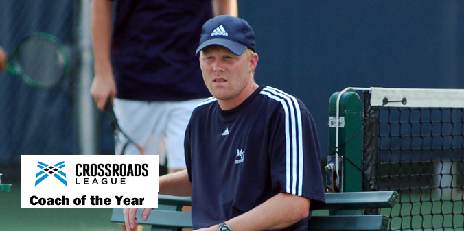 In his third season, head coach Steve Mackell was named Crossroads League Coach of the Year.