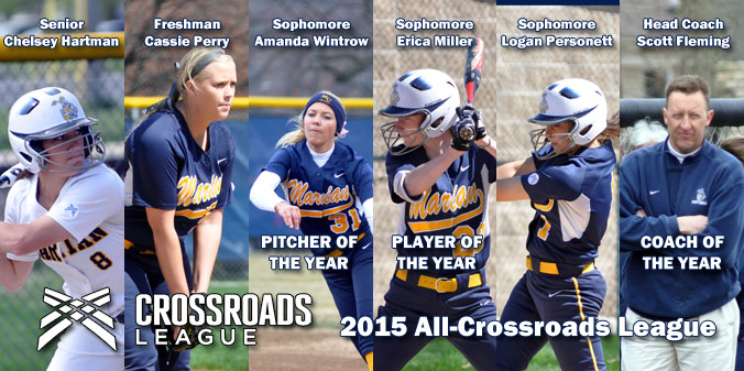 Miller and Wintrow Headline 2015 All-League Selections