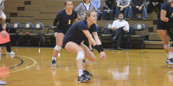 Volleyball Receiving Votes In NAIA Preseason Poll