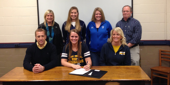 Frankfort Standout Inks with Knights