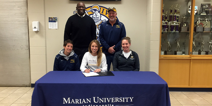 Kasper to Join MU Volleyball and Track for 2015-16