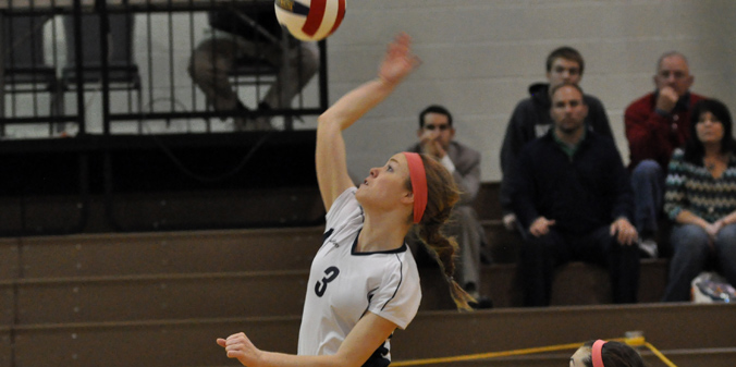 Knights Pick Up Sweep at Spring Arbor