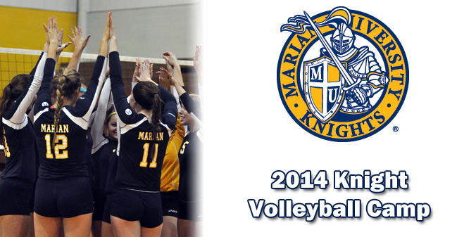 Knight Volleyball Camp Information