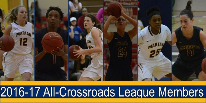 Knights Place Six on All-CL Teams, Gearlds Earns Coach of the Year