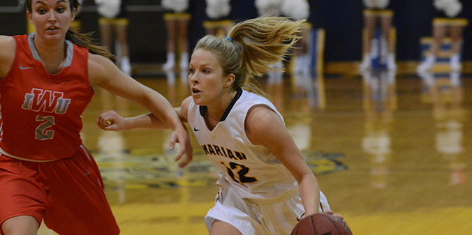 Tough Third Quarter Dooms Knights in Loss to IWU