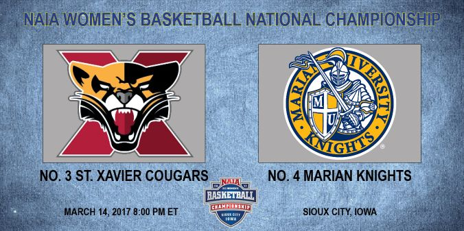 Marian Looks For Title Repeat Versus St. Xavier
