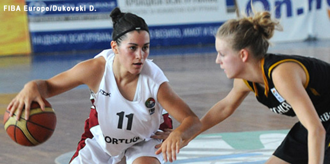 Soeiro Leads Portugal at FIBA U20 European Championships