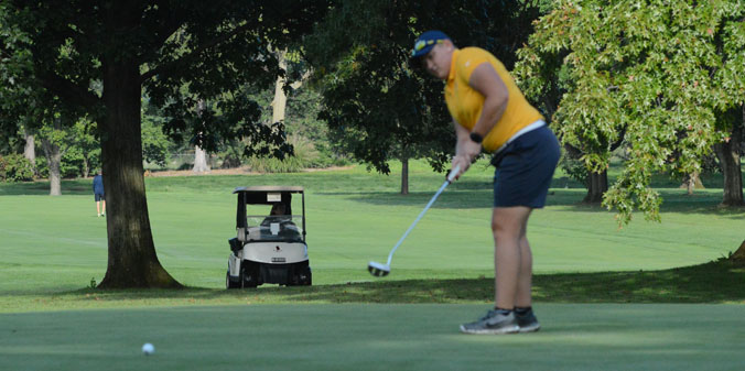 Strong Second Day Helps Knights to Fourth Place Finish at Butler Invite
