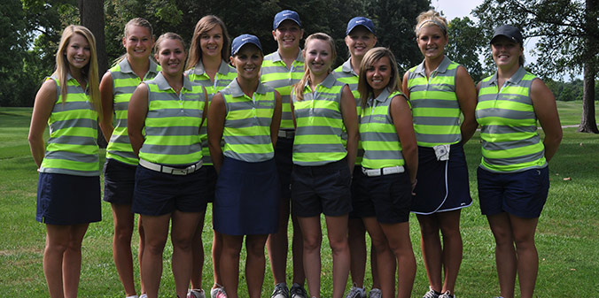 TOP MOMENT OF 2013-14 #3 - Women's Golf Wins First-Ever League Title