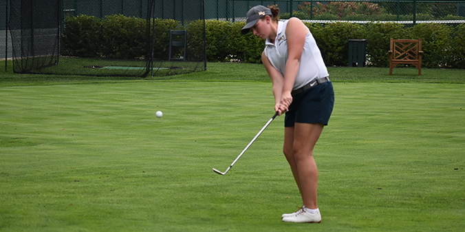 Marian Places Fifth at Dan Quayle Invite