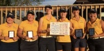 Knights Fire Record Round To Claim RHIT Fall Invite