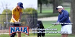 Lecher and Kirschner Named Daktronics-NAIA Scholar Athletes