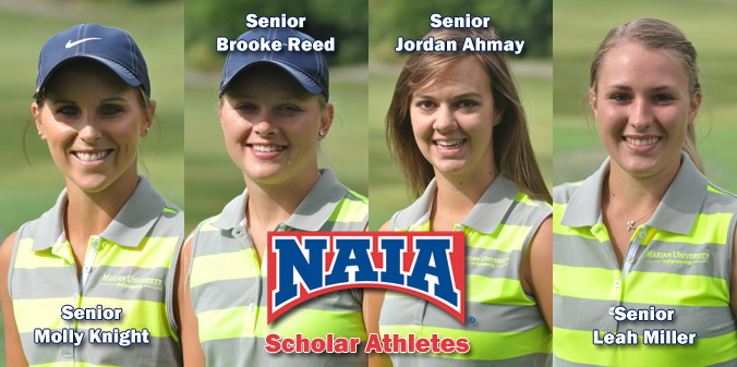 Knights Lead Nation with Seven Scholar Athletes