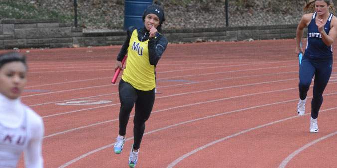 Marian Begins Outdoor Season at Stan Lyons Invite