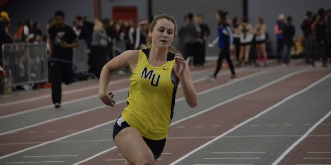 Distance Runners Perform Well at UIndy