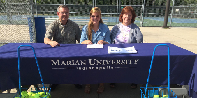 South Bend Saint Joseph Standout Inks with Knights