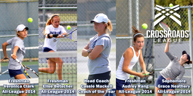Four Knights Honored; Mackell Named Top Coach
