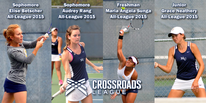 Four Knights Earn All-League Honors