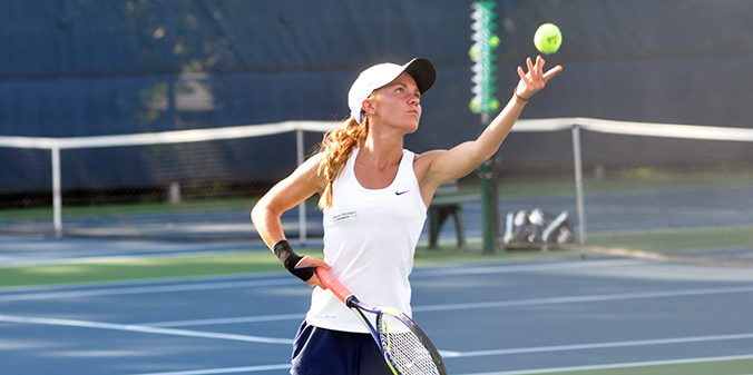 Betscher Wins Consolation Title at ITA Regionals