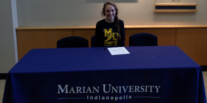 Dever Signs with MU