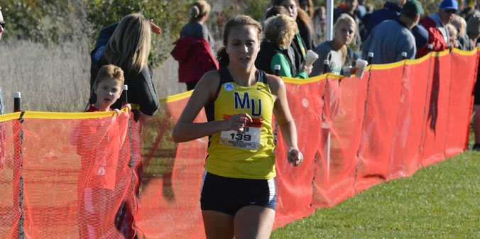 Cross Country Earns Four All-CL Honors, Holman Named Coach of the Year