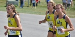 Knights Finish Second At Marian XC Invitational