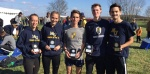 Knights Earn Third-Place Finish at League Meet