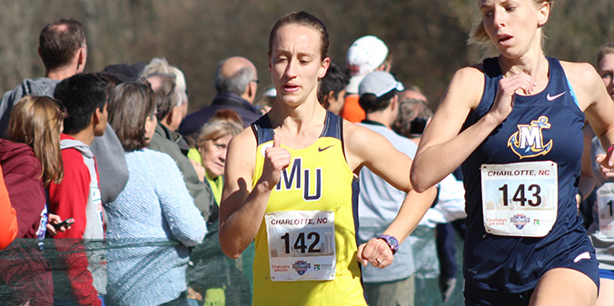 Kuntz Breaks School Record in NAIA All-America Finish